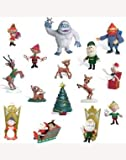 Rudolph the Red-Nosed Reindeer Movie Ultimate Christmas Figure Collection