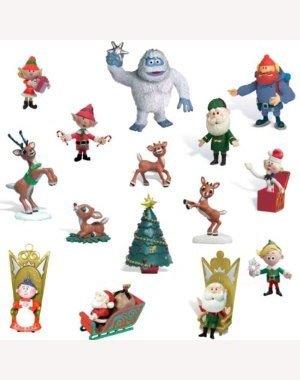 Rudolph Toys Figurines