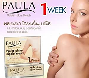 1 Week Paula PINKY NIPPLE CREAM - Lightening , Bright Skin
