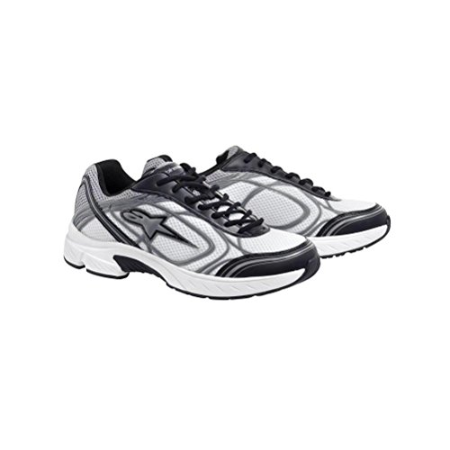 Alpinestars Crew Motorcycle Shoes White/Gray 6.5 US 2651011-211-6.5 34060383
