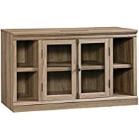 Sauder 416488 Barrister Lane Entertainment Credenza, 60, Salt Oak Finish