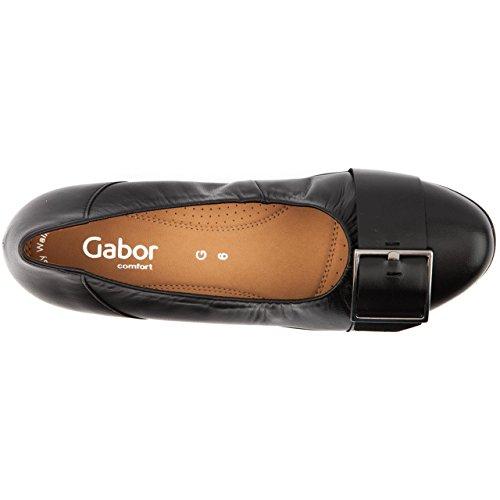Baletti Duty Naisten Black Gabor Pumput q6a4Rn