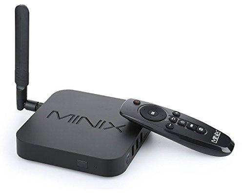 MINIX Neo U9-H, 64-bit Octa-Core Media Hub Android [2GB/16GB/4K/HDR]