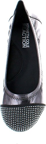 Girls Shoes Cole Stud Pewter 2 Muffin Flats Studded Kenneth OxS5nqwpq