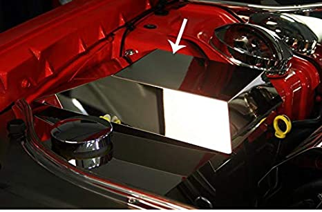 [ZSVE_7041]  Amazon.com: 2008-2012 Dodge Challenger R/T and SRT-8 6.1L Polished Fuse Box  Cover: Automotive | 2012 Dodge Challenger Srt8 Fuse Box |  | Amazon.com