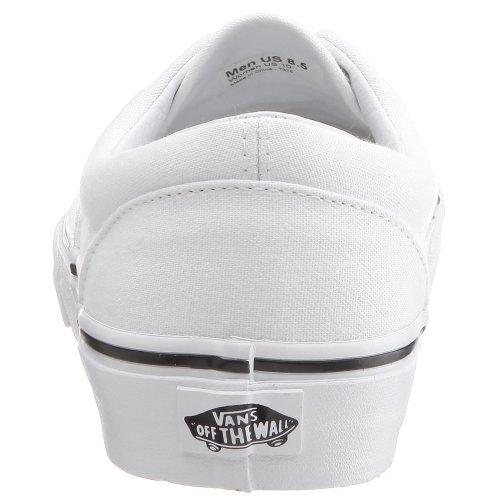 Vans true Zapatillas Era Unisex Blanco White Skate De wUB6PCxqw