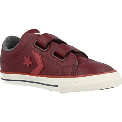 Zapatillas Converse Star Player EV 3V OX Granate Rojo