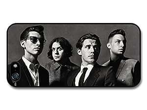 Accessories Arctic Monkeys Rock Band Black & White Portrait Case For Sam Sung Note 4 Cover