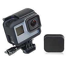 First2savvv Border Frame Protective Frame Housing Case for GoPro Hero 5