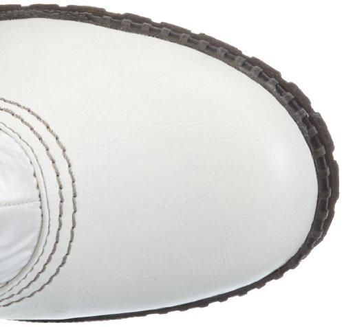 mujer De de Tamaris Botas ACTIVE material 100 WHITE Nieve Weiß sintético blanco Tamaris wqTS48OO