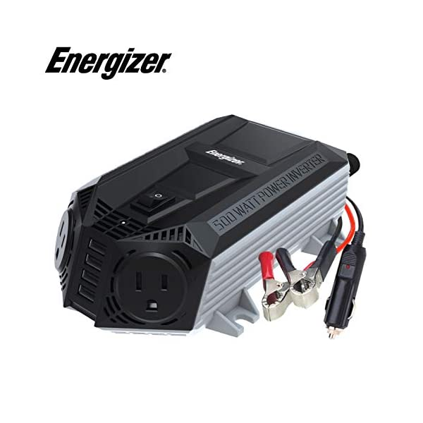 Energizer-548-Watt-Power-Inverter-12V-DC-to-AC-Plus-4-x-24A-USB-Charging-Ports-Total-96A