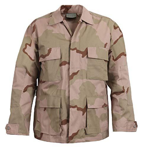 BlackC Sport BDU Cargo Pants OR Shirt Camouflage Tactical Military Combat Uniform