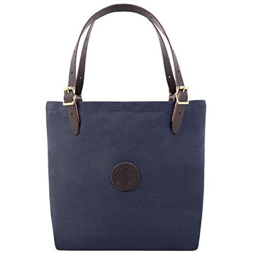 Duluth Pack Market Medium Tote (Navy) by Duluth Pack