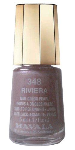 MAVALA マヴァラ ネイルカラー 348 リヴィエラ B002WE7TQU