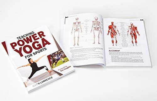 Teaching Power Yoga for Sports: Amazon.es: Gwen Lawrence ...