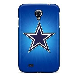 Cute Appearance Cover/tpu BuB140TdpU Dallas Cowboys Case For Galaxy S4