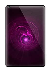 Hot Fashion LnJYncG4524zmxBm Design Case Cover For Ipad Mini/mini 2 Protective Case (heart Pink Abstract Other)