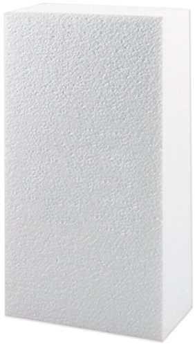 hygloss-51504-styrofoam-blocks-4-by-12-by-1-inch-white-set-of-6