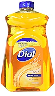 Dial Hand Soap Refill, With Moisturizer, Antibacterial, Gold, 52 oz (B004NCJBI8) | Amazon price tracker / tracking, Amazon price history charts, Amazon price watches, Amazon price drop alerts