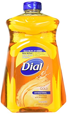 Dial Liquid Hand Soap Gold Refill Bottle 52 oz.