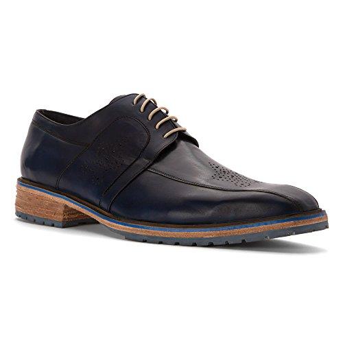 Hardy Mens Ethan Oxfords Schoenen Blauw