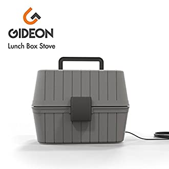 Electric Heated Lunch Box Image