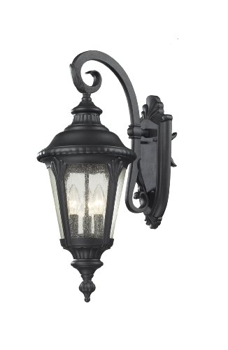 Gothic Outdoor Lamp Post - 6