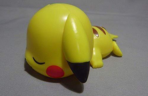 Pokemon Capchara 2 Capsule Character Figure~Pikachu Sleep