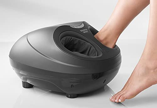 Sharper Image Shiatsu Dome Foot Massager