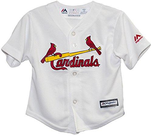 St. Louis Cardinals Home Cool Base Infant Size Jerseys (18 months)