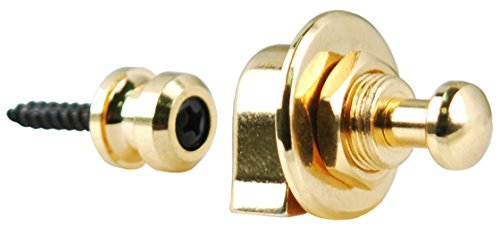 Grover Gold Strap Lock -