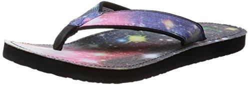 Sanuk Mens Kameleont Sandal / Flip Flops / Toffel Skodon Galax