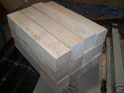 8 Black Locust Turning Blocks Lumber Lathe Wood Blanks 2''x2''x11''