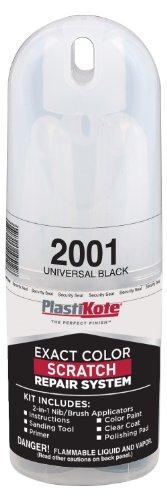 PlastiKote 2001 Black Universal Scratch Repair - 2004 Eclipse Body Kit