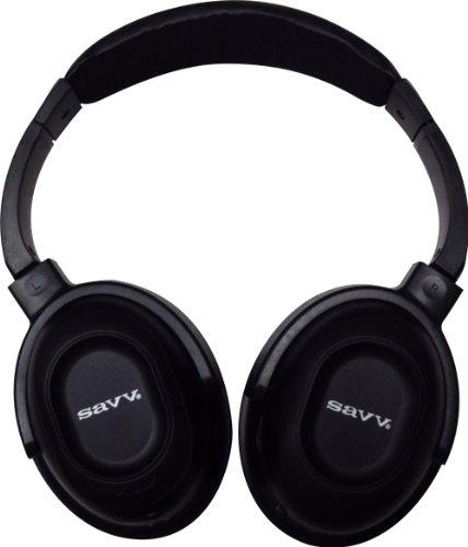 SAVV VAC-IR27 Wireless Headphones Dual Channel