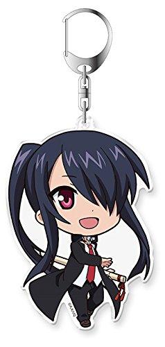 Uq Holder Mahou Sensei Negima 2 Time Slope 9 T Round Petit This Acrylic Key Ring