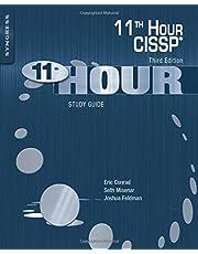 Eleventh Hour CISSP 3e: Study Guide