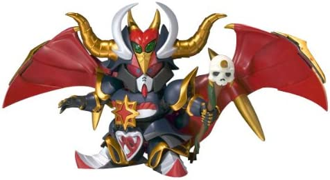 Bandai Tamashii Nations Satan Gundam Action Figure (Sdx Series)