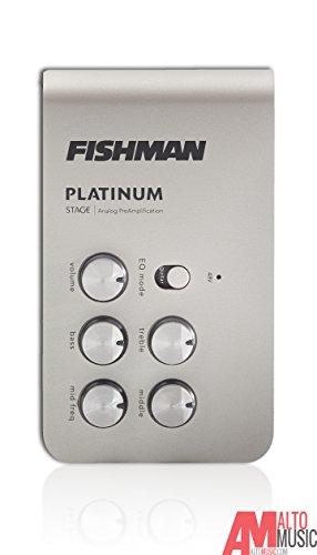Fishman Platinum Stage Analog Preamp (Fishman Platinum Pro Eq compare prices)