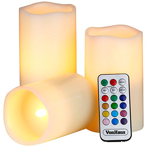 VonHaus Electric Candles Flameless Operated product image