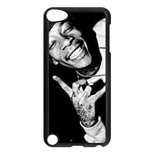 Pink Ladoo? Wiz Khalifa Personalized Music Case for IPod Touch 5th