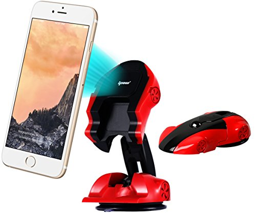 creative magnetic car phone mount