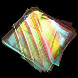 Outus 104 Pieces Cello Sheets Cellophane Wraps for