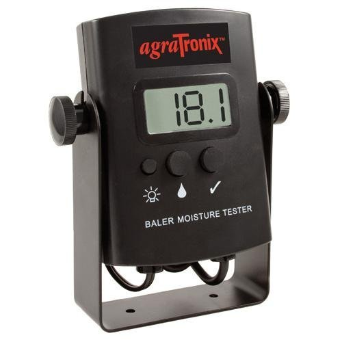 Image of Agratronix BHT-1 Baler-Mounted Hay Moisture Tester BHT 1 USA Moisture Meters