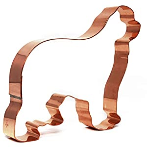 Newfoundland Copper Cookie Cutter 16