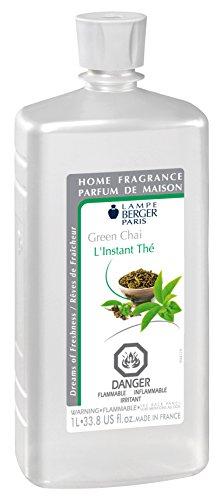 Lampe Berger Fragrance, 33.8 Fluid Ounces, Green Chai