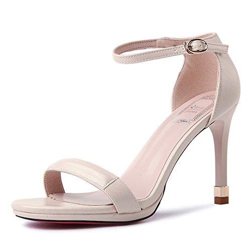 Sommer Sandalen high-heel Schuhe Frauen High High High Heels alltägliche Schuhe 538c3e