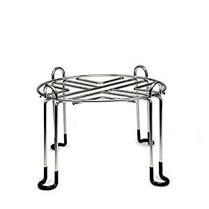 Berkey Stainless Steel Wire Stand with Rubberized Non-skid Feet for Big Berkey and Other Medium Sized Gravity Fed Water Filters