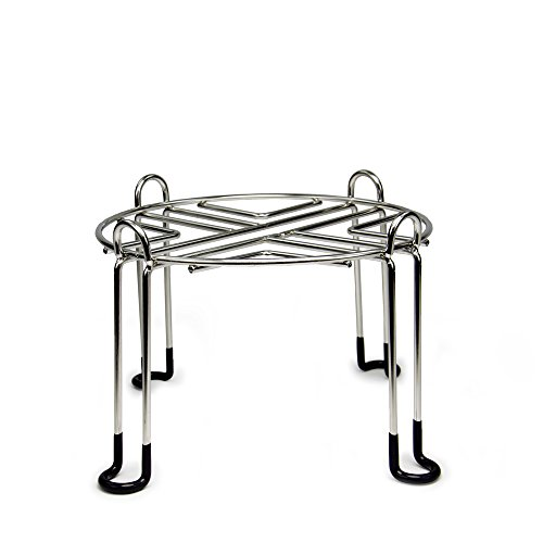 Berkey Stainless Knife Wire Stand with Rubberized Non-skid Feet for Big Berkey and Other Medium Sized Gravity Fed Water Filters