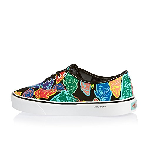 Vans Mode Noir Authentic Fashion Lite Or7YOq